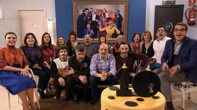 El emotivo mensaje de Paz Padilla a Jordi Sánchez, su compañero en La que se avecina