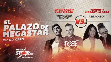 David Cava y Juan Magán vuelven a noquear a su rival y se asientan en El Palazo de MegaStar