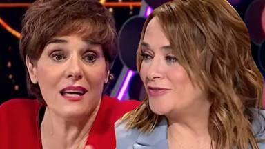 Toñi Moreno y Anabel Alonso