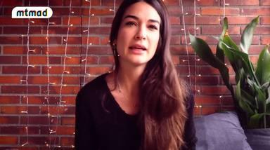 Estela Grande estalla contra Rafa Mora en 'Mtmad'