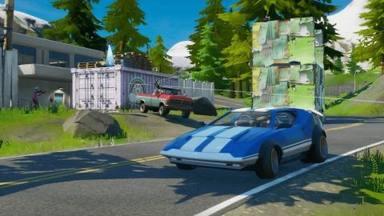 Sale a la luz cómo será la nueva actualización de coches del Fornite de la Temporada 3