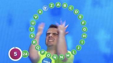 Roberto Leal responde a la exagerada reacción de un concursante de Pasapalabra al fallar una pregunta