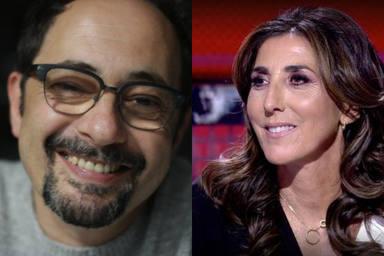 El emotivo mensaje de Paz Padilla a Jordi Sánchez, su compañero en 'La que se avecina'