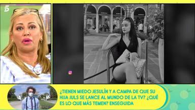 Belén Esteban cuenta la verdad sobre la relación que existe entre Andrea y Julia Janeiro