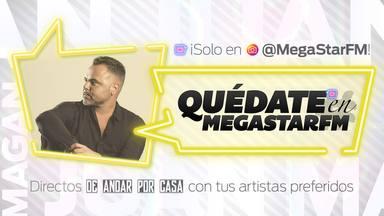 #QuédateEnMegastarFM: Juan Magan nos abre las puertas de casa en plena cuarentena