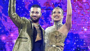 Maluma y Jennifer Lopez elevan la temperatura con el avance de su nuevo temazo