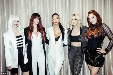 ¡The Pussycat Dolls han vuelto para irse juntas de gira el año que viene!