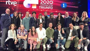 El fallo de producción de Operación Triunfo que desvela los secretos de la próxima gala