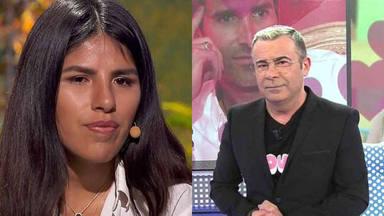 """Jorge Javier Vázquez desvela el futuro de Isa Pantoja en la televisión: """"Ella no lo sabe"""""""