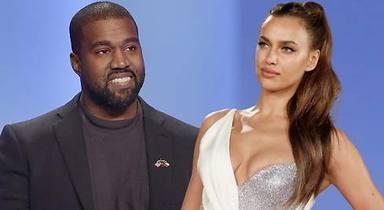 Kanye West e Irina Sayk: las fotos y el gesto que confirman su relación