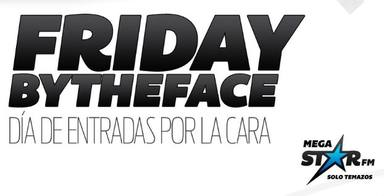 Consigue las mejores entradas con el primer 'Friday By The Face' de 2020