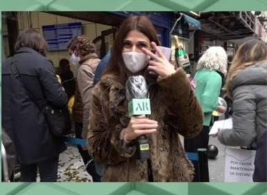 """Una reportera de 'El programa de Ana Rosa' se rompe en directo: """"No me ha tocado dar muy buenas noticias"""""""
