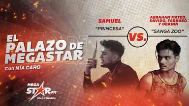 Samuel repite con su 'Princesa' como El Palazo de MegaStar y le toca enfrentarse al invencible Abraham Mateo