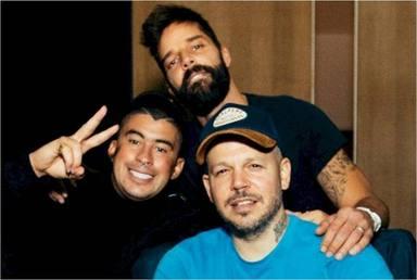 """Ricky Martin, Residente y Bad Bunny publican su nuevo single, """"Cántalo"""""""