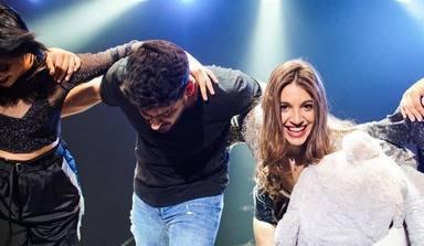 El vídeo más emotivo de Ana Guerra en su concierto junto a Cepeda en su ciudad