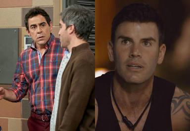El día que José, de 'La isla de las tentaciones', fue actor en 'La que se avecina'