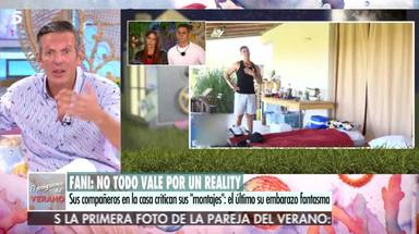 El recadito de Joaquín Prat a Christofer por su actitud en su relación con Fani