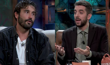 Las claves que explican la decepción de Álex García con David Broncano en su entrevista en 'La Resistencia'