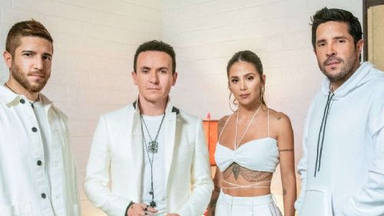 Los colombianos Cali y El Dandee y Greeicy colaboran en el nuevo single 2005 de Fonseca