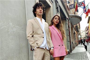 La imagen que desvela una posible relación entre Danna Paola y Jorge López