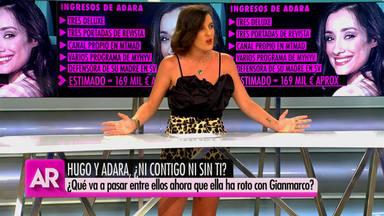 La desorbitada suma de dinero que ha ganado Adara por sus últimas apariciones en televisión