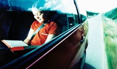 ¿Cuál es el motivo por el que nos mareamos cuando leemos en el coche?
