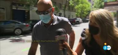 Kiko Matamoros abandona el hospital con un impactante cambio físico