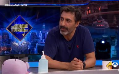 Así es Juan del Val, el polémico guionista que puso en riesgo a todo el equipo de 'El Hormiguero'