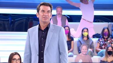 Arturo Valls sufre una gran lección tras preguntar a un concursante qué haría con el premio de 'Ahora caigo'