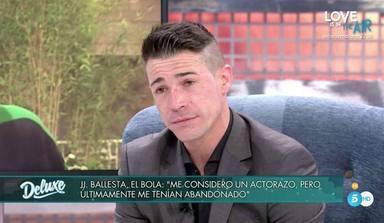 El bonito detalle de Juanjo Ballesta en el que se gastó el dinero que ganó en 'Masterchef Celebrity'