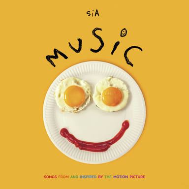 """""""Music"""", el nuevo álbum de Sia que acompaña a su primer debut cinematográfico"""