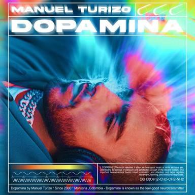 """El artista latino Manuel Turizo presenta su single Tiempo incluido en su álbum """"Dopamina"""""""