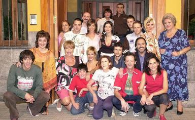 Así de cambiados están los actores de 'Aquí no hay quien viva' 18 años después de su primera emisión