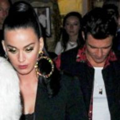 Katy Perry rompe con Orlando Bloom
