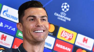 El detalle que ha pasado desapercibido de Cristiano Ronaldo en los MTV EMAs 2019