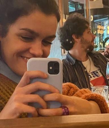 La divertida foto de Amaia Romero junto a su novio que tanto ha gustado a sus fans
