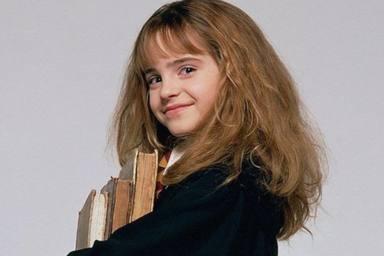Hermione Granger en Harry Potter