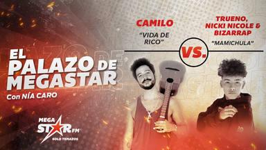 Camilo ha sido el ganador del primer Palazo de MegaStar