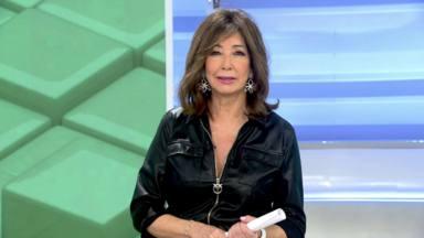 """Ana Rosa Quintana se derrumba en directo y lamenta una dura pérdida: """"Era mucho más"""""""