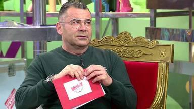"""La grave acusación de Jorge Javier Vázquez que ha indignado a un peso pesado de 'Sálvame': """"Os juro que no"""""""