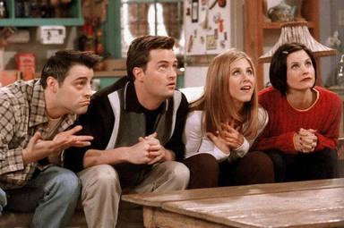 Dos actores protagonistas de 'Friends' están emparentados y lo acaban de descubrir
