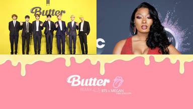 BTS estrena el remix de Butter junto a Megan Thee Stallion