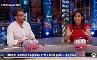 Recibe la llamada de 'El Hormiguero' y su terrible excusa le hace perder los 3.000 euros