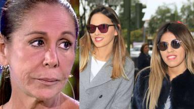 El feo gesto de Chabelita e Irene Rosales con Isabel Pantoja y que ha sido revelado en directo