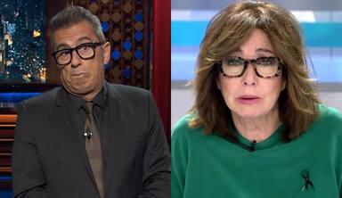 """""""¡Oh mama!"""": El polémico chiste de Buenafuente contra Ana Rosa Quintana que se ha hecho viral"""