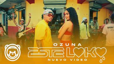 Ozuna lanza el videoclip 'Este Loko' y arrasa en las listas de éxitos