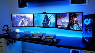 Cómo tener siempre ordenado tu zona de trabajo o 'setup' gaming