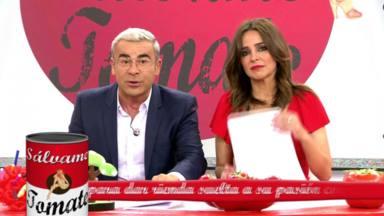 El curioso ataque de Carmen Alcayde a Jorger Javier Vázquez en el regreso de Aquí hay tomante