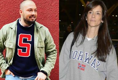 Elena Rodríguez y José Antonio Avilés