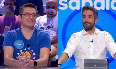 El monumental enfado de la audiencia de 'Pasapalabra' por la actitud de un concursante con Roberto Leal